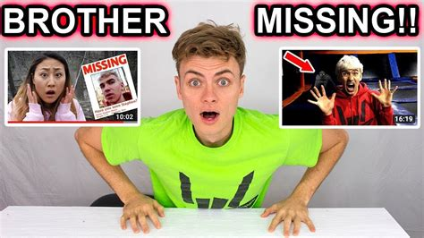 My Brother Stephen Sharer Is Missing!! (haunted Abandoned