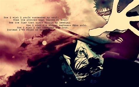 Anime Quotes Wallpaper - anime quotes quotesgram
