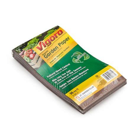 vigoro organic garden soil vigoro 36 sq ft folded organic paper 207332 the home depot