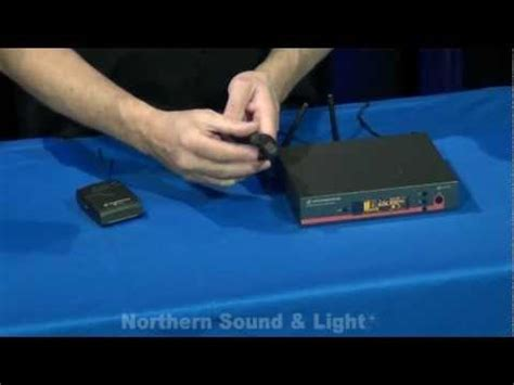 northern sound and light sennheiser ew100g3 series wireless systems northern