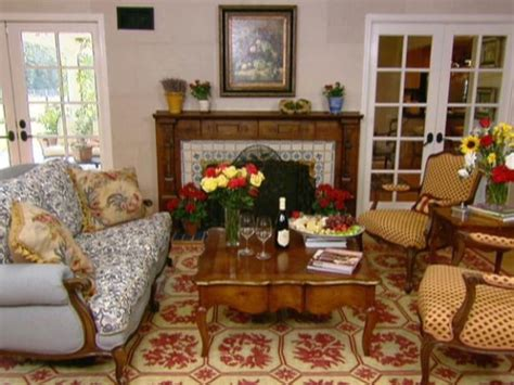 French Living Room Video