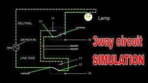 House Wiring Tutorials Tagalog 3 Way Switch   Wiring