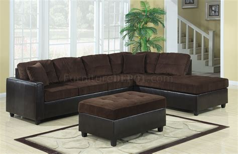 henri reversible sectional sofa  coaster