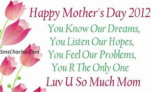 Mother's Day Sms Messages With Pictures