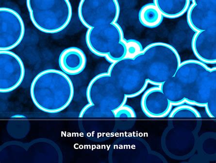 cell biology  template  powerpoint