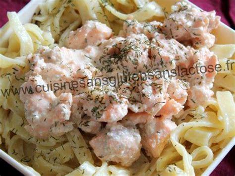 cuisine sans gluten et sans lactose recettes de tagliatelles au saumon 2