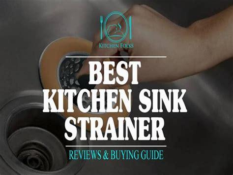 best kitchen sink reviews best kitchen sink strainer reviews authorstream 4551