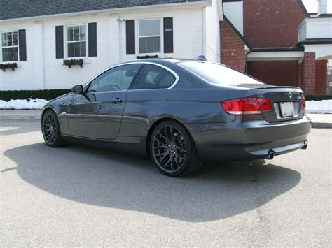 breyton race gts silver or matte breyton race gts on e92 jet black