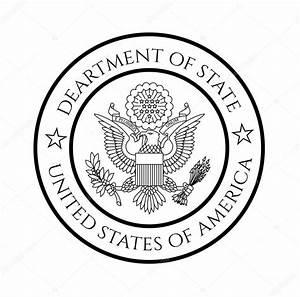 Department Of State Logo Vector | www.imgkid.com - The ...