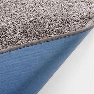 Tapis A Poils Long : tapis pais poil long doux 6 teintes bali gris ~ Teatrodelosmanantiales.com Idées de Décoration