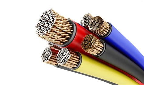 Different Types Of Wires And Cables Manufacturers