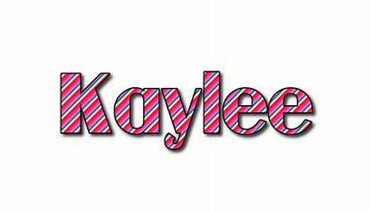Kaylee Animated Logos