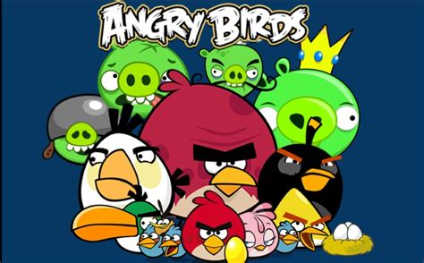 Animasi Angry Bird Wallpaper 3d