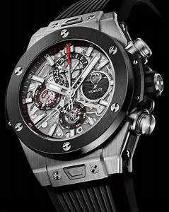 Montre Hublot Geneve : la cote des montres la montre hublot big bang chrono perpetual calendar tradition et ~ Nature-et-papiers.com Idées de Décoration