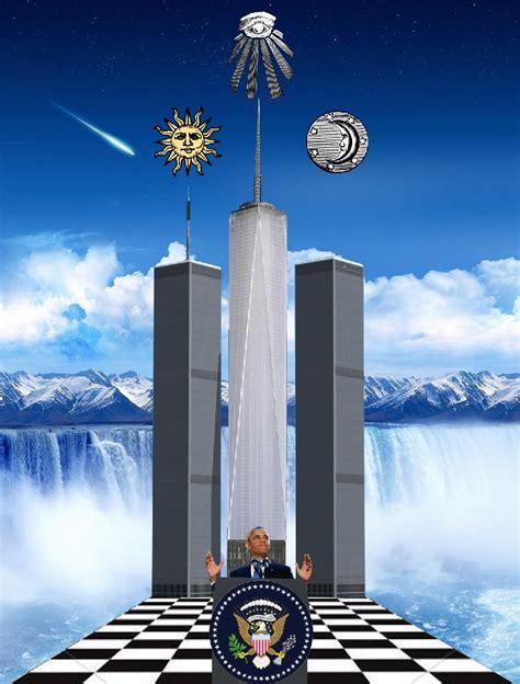 Illuminati Towers One World Trade Center Mega Ritual The Occult