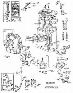 Briggs  U0026 Stratton 195400 To 195499  0600
