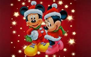 Micky Maus Und Minni Maus : mickey and minnie mouse christmas theme desktop wallpaper hd for mobile phones and laptops ~ Orissabook.com Haus und Dekorationen