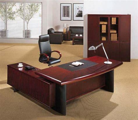 Contemporary Executive Desk Office Furniture