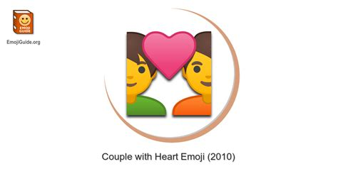 couple  heart emoji  ultimate emoji guide