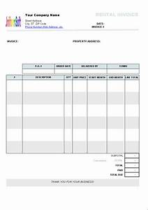 freeware download car rental invoice template free With car rental invoice template