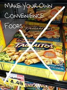DIY Convenience Foods