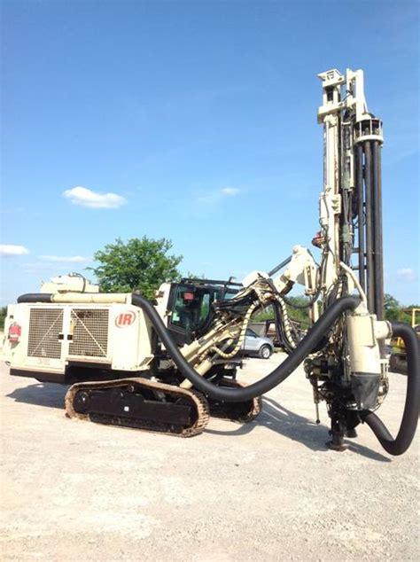 ingersoll rand drill rigs 2003 ingersoll rand cm780d drill rig blasthole venture drilling supply