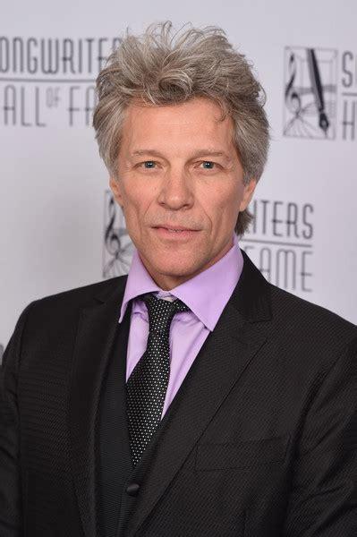 Jon Bon Jovi Photos Songwriters Hall Fame