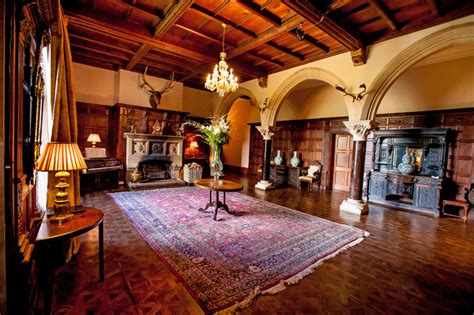 exclusive  wedding venue huntsham court reception