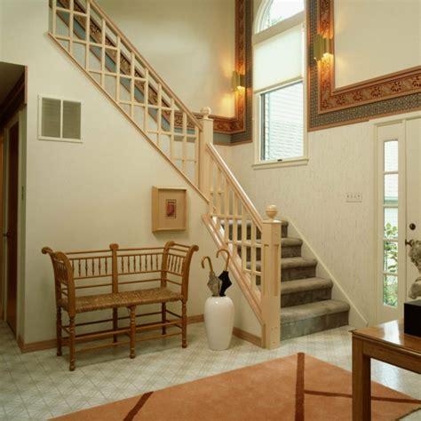 treppengeländer holz innen schicke treppengel 228 nder versch 246 nern das moderne treppenhaus