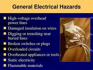ppt electrical safety 29 cfr 1910332 powerpoint With electrical safety training ppt