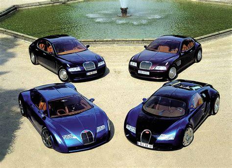 Burago Bugatti Gallery