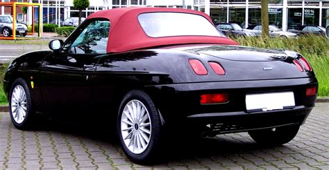 Fiat Barchetta 2003 On Motoimgcom