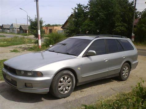 mitsubishi galant wagon   gasoline ff