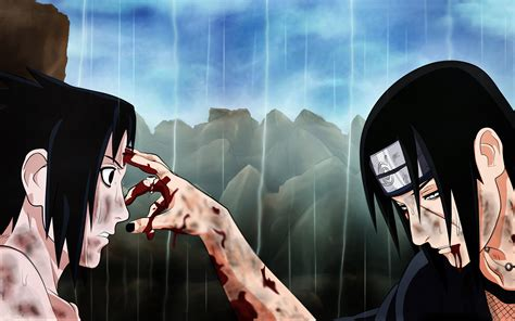 Anime Sasuke Wallpaper - hd wallpaper and background image 2880x1800