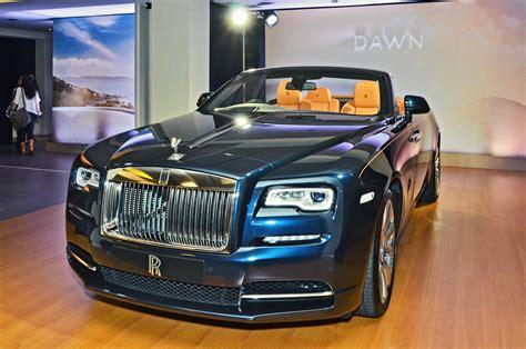 2018 Rolls Royce Dawn Launched In Hong Kong Gtspirit