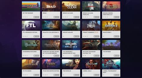 gog offers drm  versions  select steam games
