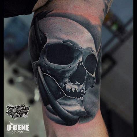 skull man tattoo  tattoo ideas gallery