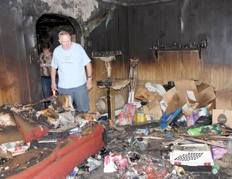 port norris house burns hero neighbor rescues resident