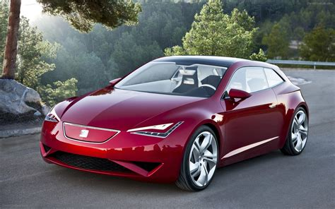 Seat Ibe Paris Concept 2018 Widescreen Exotic Car Picture