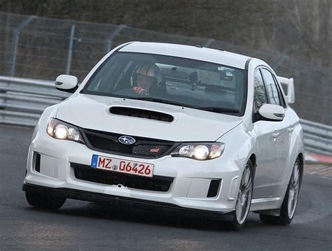 subaru sti 2011 2011 subaru impreza sti sedan nurburgring record photo 6 8356