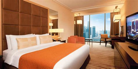 Deluxe Room Marina Bay Sands Singapore Hotel