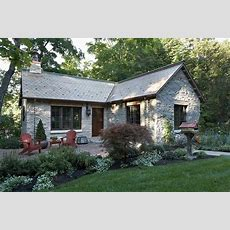 Fox Hollow, A New Cottage Built From Antique Materials