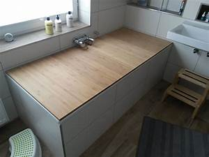 Wickeltisch Fürs Bad : badewannen abdeckung bauanleitung zum selber bauen gw pinterest badewanne baden und wanne ~ Markanthonyermac.com Haus und Dekorationen