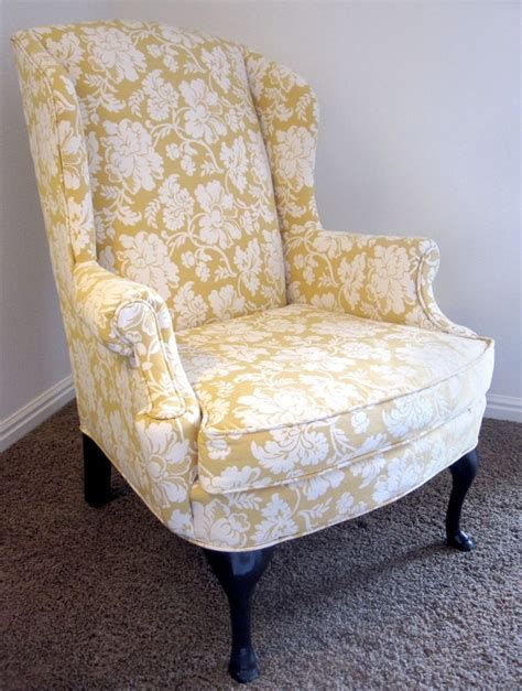 best 25 wingback chair covers ideas toile furniture and upholstery