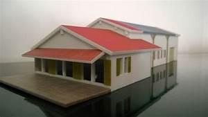 construire une maquette de maison 6 impression 3d de With construire une maison en 3d