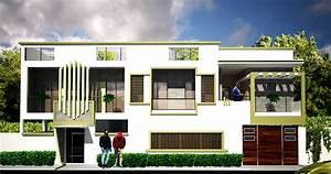 Maison 3d Dakar Senegal  Projet Maison R 1 A Dakar