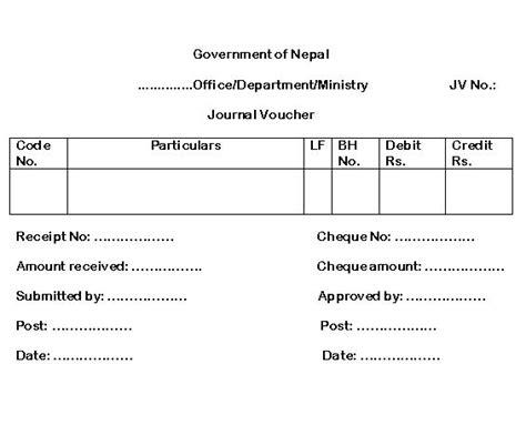 notes  journal voucher grade  accountancy