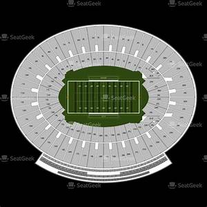 Toyota Field Seating Chart The Rose Bowl Seating Chart Concert Map Seatgeek With