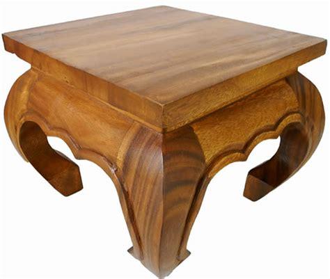 balinese wooden coffee tables teak wood table opium table furniture teak wood coffee