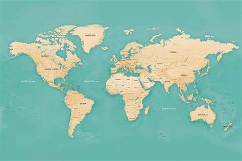 komodo world map map republic